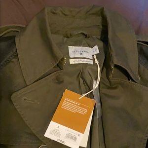 altuzarra for target trench coat small